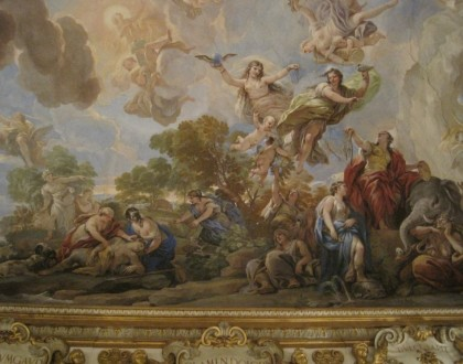 ITINERARY OF THE BAROQUE