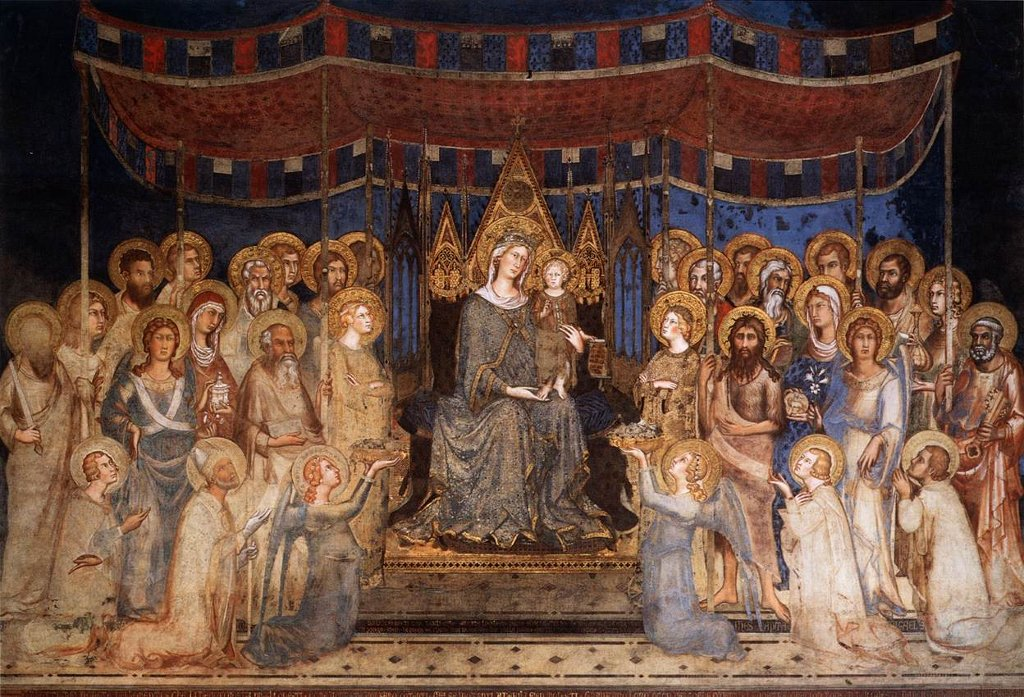 THE TREASURES IN SIENA'S MUSEUMS