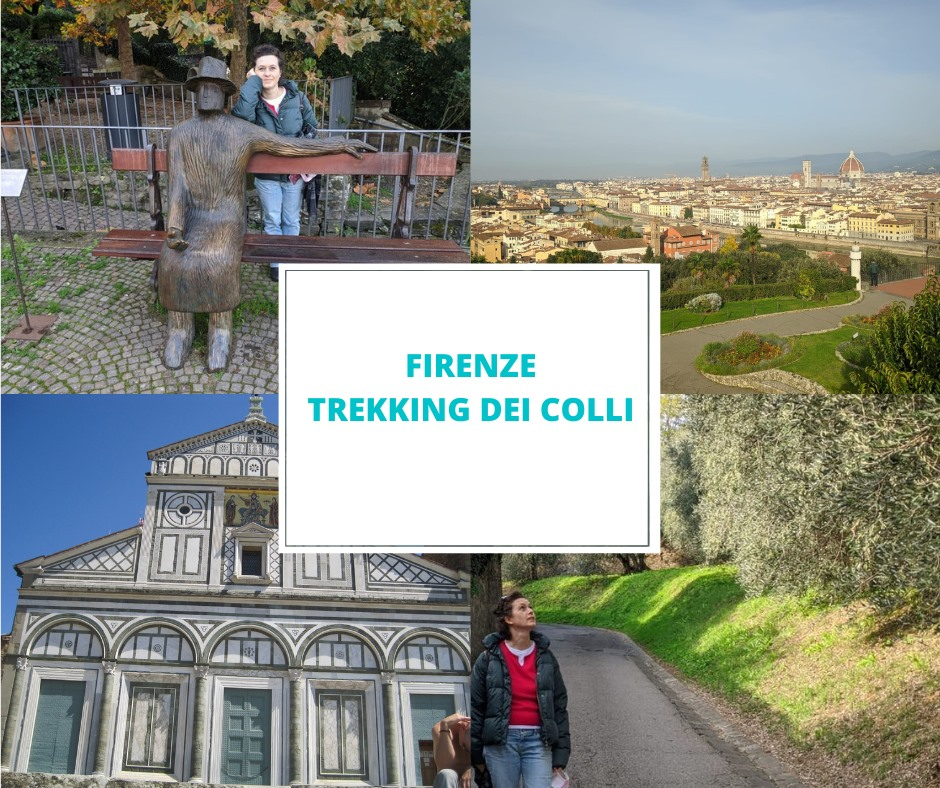 URBAN HIKING ON THE HILLS OF FLORENCE